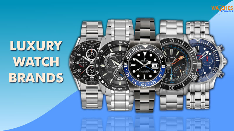 Expensive Watches Brands in India