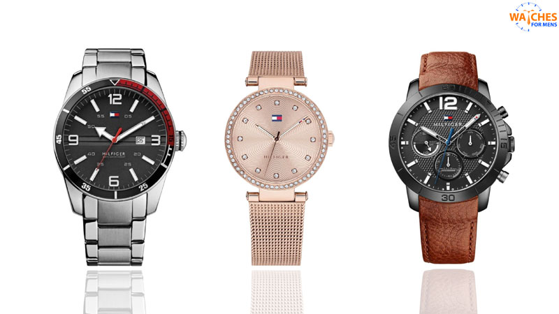 Tommy Hilfiger Top watch brands for men in India