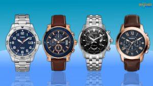 Top watch brands for men in India
