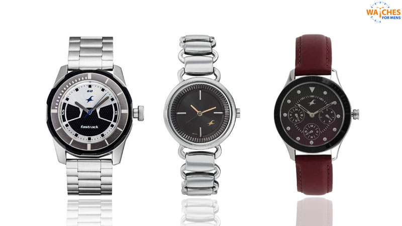 Fastrack Top watch brands for men in India