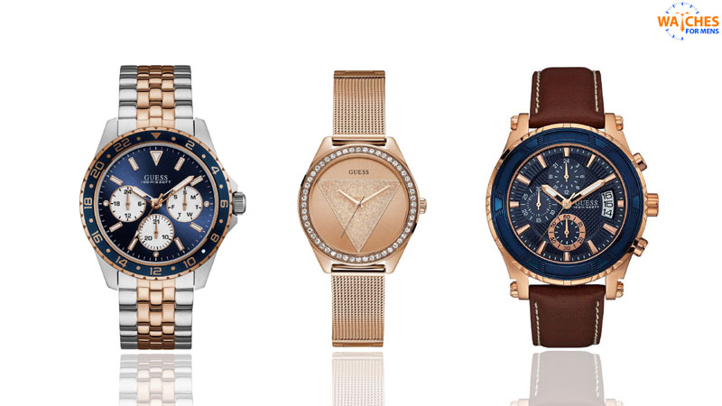 Guess Top watch brands for men in India