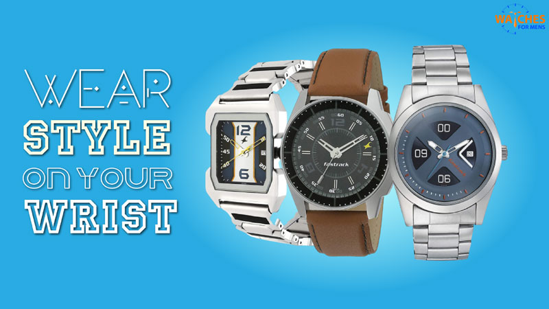 Best Fastrack Watches for Mens below 3000 in India