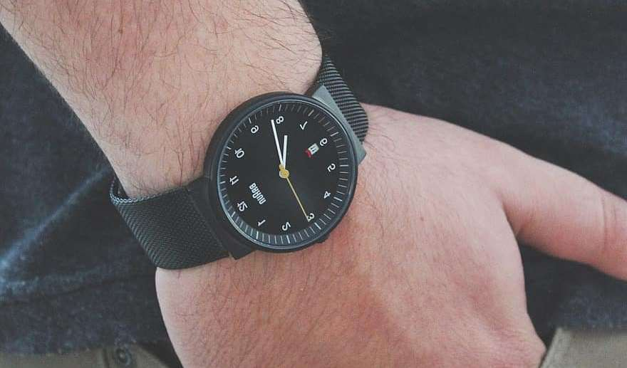 Different Types of wrist Watches - Casual watch