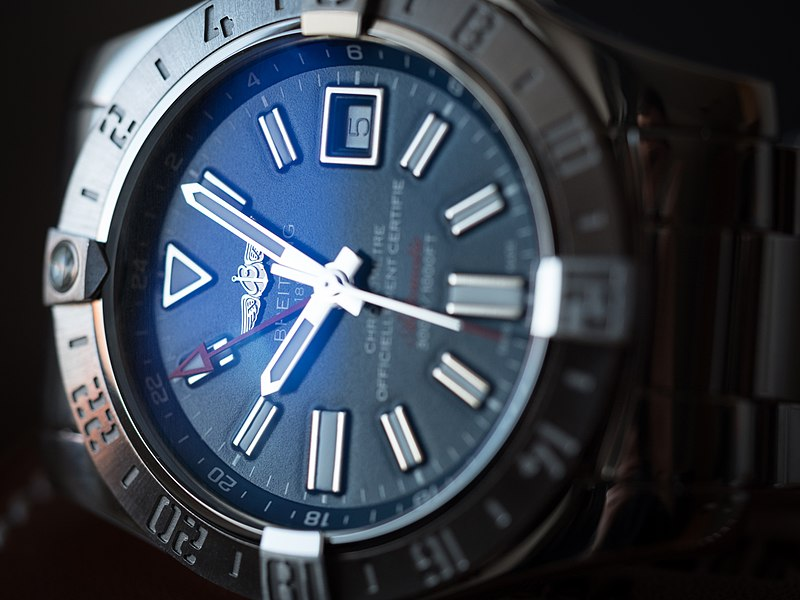 Different Types of wrist Watches - GMT watch