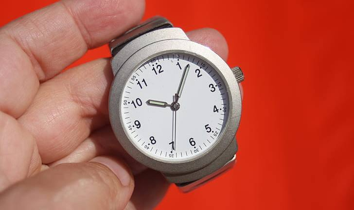Different Types of wrist Watches - Analog watch