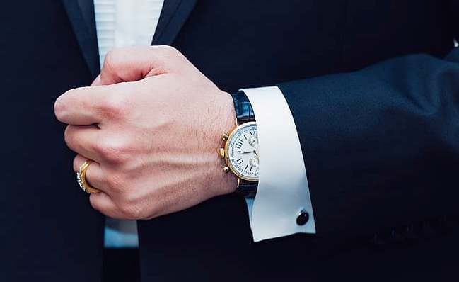 Different Types of wrist Watches - Dress watch