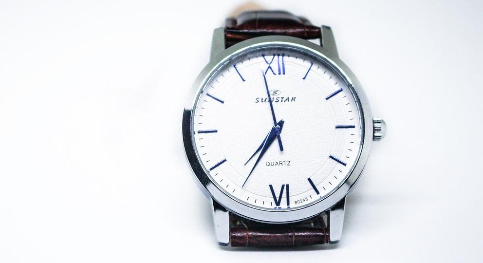 Different Types of wrist Watches - Quartz watch